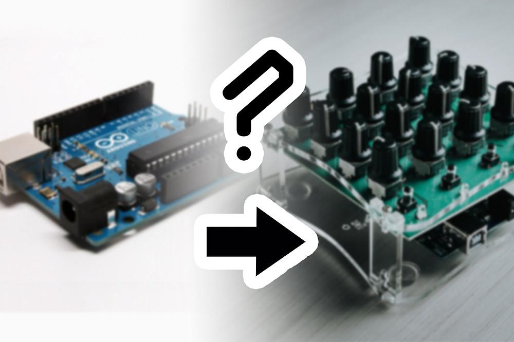 Qual o Arduino Ideal para o seu projeto musical?