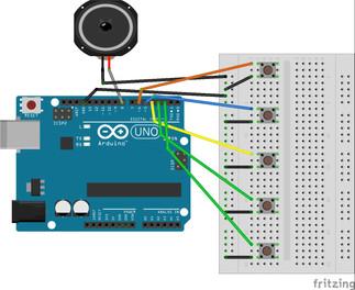 [Arduino Tutorial] Como Fazer um Sintetizador(zinho) na Protoboard