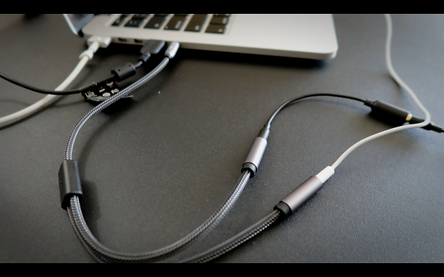 How to use an external mic on a Macbook Pro (2019) - IT WORKS!