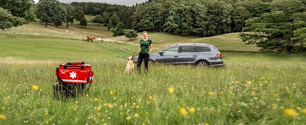 Einsatzgebiet, Mobile Kleintierpraxis Oberberg | Tierärztin Anna Becker
