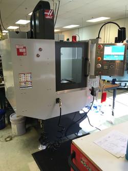 High Precision Haas CNC Mini-Mill