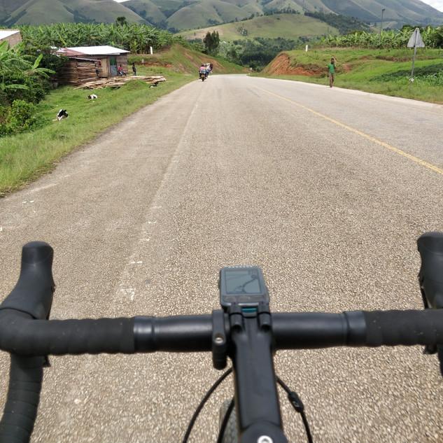 Heading Towards the Rift Valley