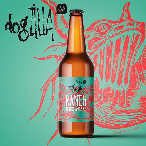 Namek - English Amber Ale - 5%