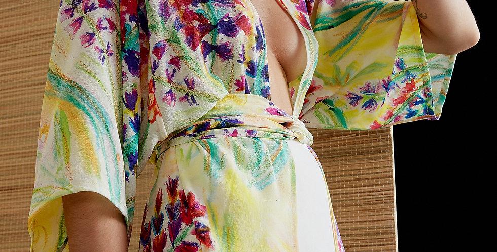 Kimono MAPA + Marie Mercier Collab