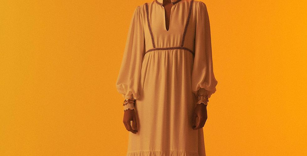 Vestido Berber Off White