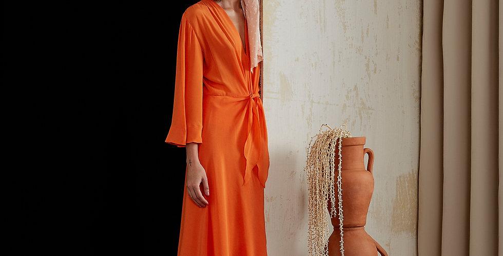 Vestido Sarongue