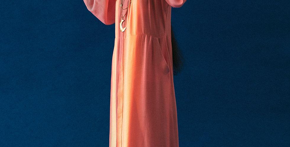 Vestido Marrocos Rosa