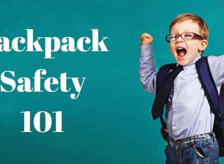 Backpack Safety 101