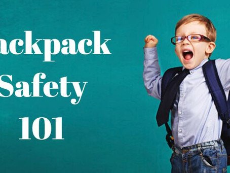 Backpack Safety 101