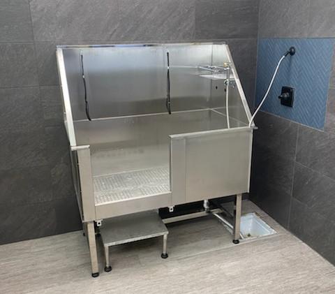 Dog Bathing Station