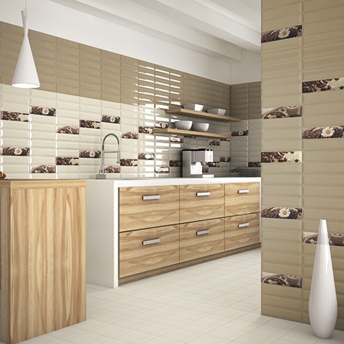 Serie Settecento Bisell 7,5x30
