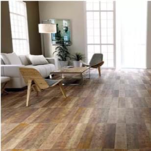 Pavimento efecto madera