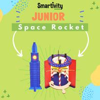 Blast Off Space Rocket