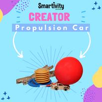 Super Duper Propulsion Car