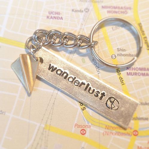 porte-clés wanderlust 🌎✈️