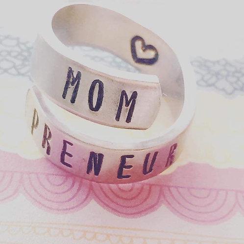 BAGUE -  mom preneur 💗