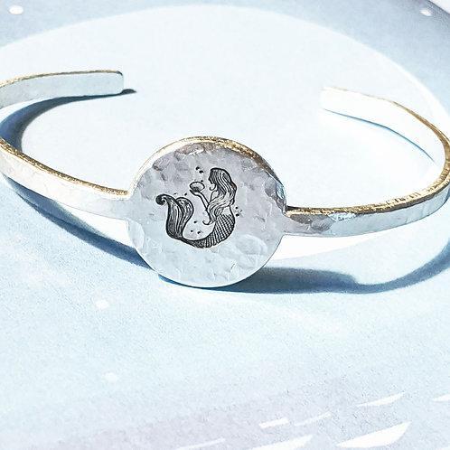BRACELET - sirène , licorne ou libellule