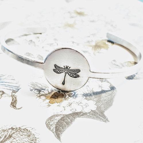 BRACELET - libellule/ licorne ou sirène