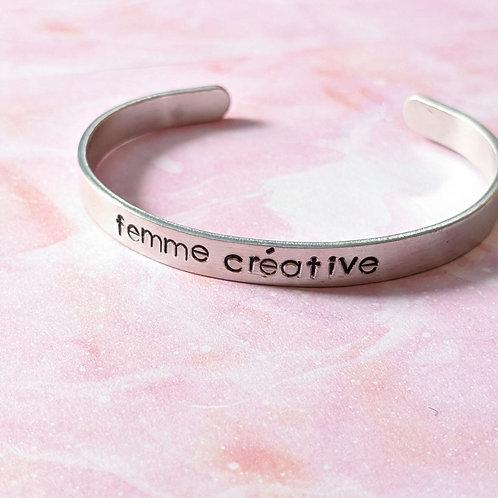 BRACELET -  femme créative