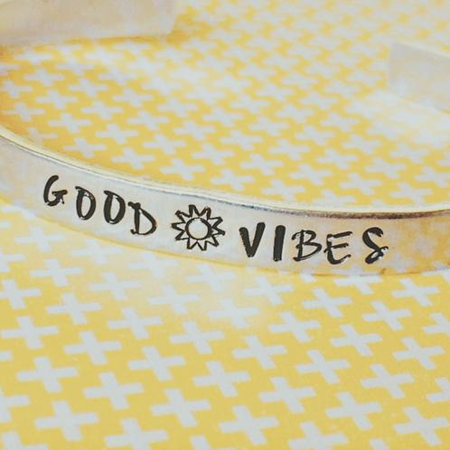 BRACELET - good vibes