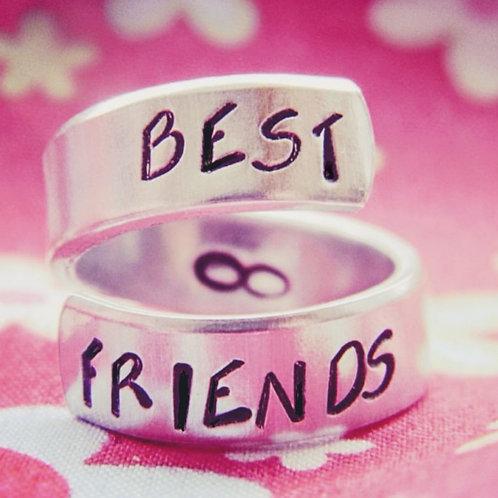 BAGUE - best friends ♾️