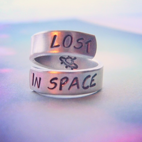 BAGUE -  lost in space 🛸