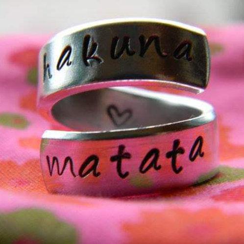 BAGUE - Hakuna Matata
