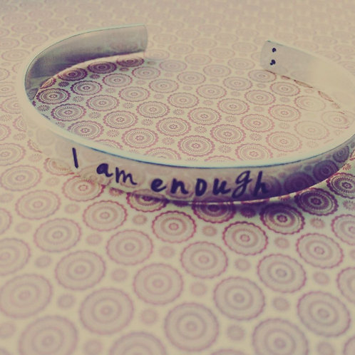 BRACELET - I am enough