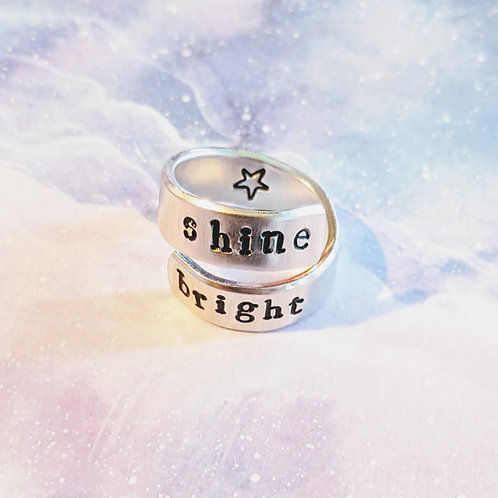 BAGUE/RING shine ⭐bright