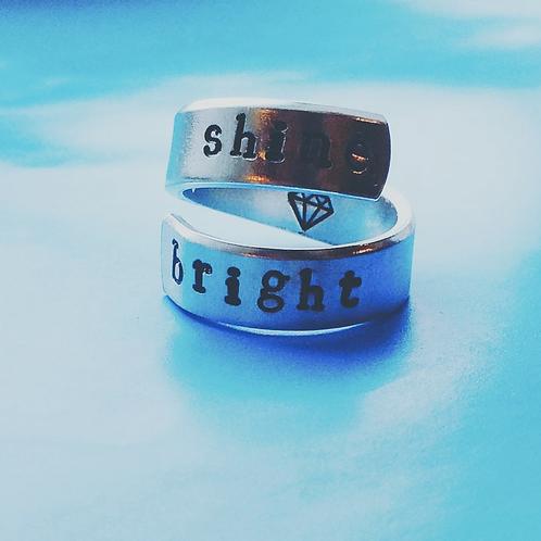 BAGUE - shine bright 💎