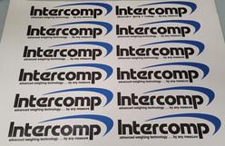 Intercomp Screen Printed