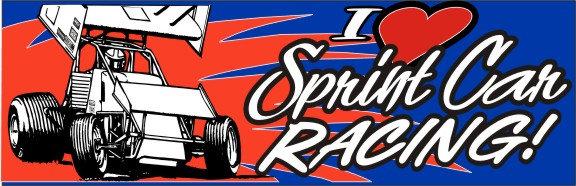 I Love Sprint Car Racing!