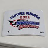 Huntsville Speedway 2021 Feature Digital