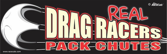 Real Drag Racers Pack Chutes