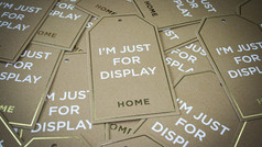 Furniture Shop Tags