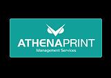 Athena Print Logo