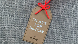 Shop Tags and Labels