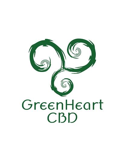 GreenHeart CBD Logo Profile Picture (1).