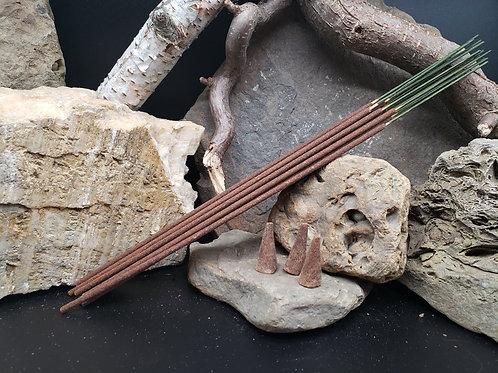 Stone Golem Incense
