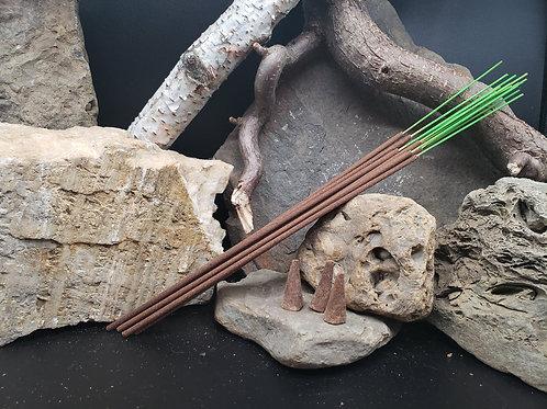 Patchouli Cedarwood Incense