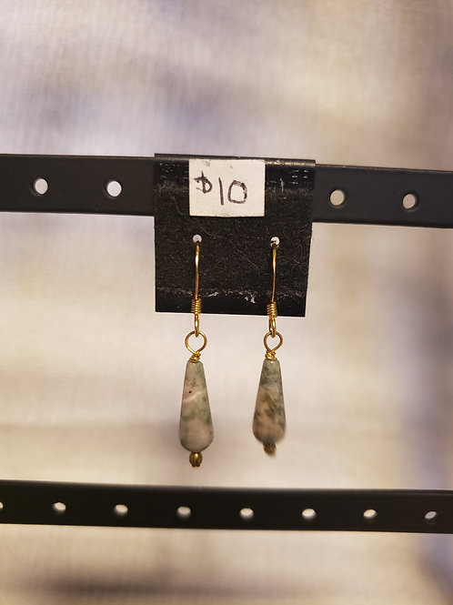 Ryolite Drop Earrings
