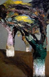 Landscape, 62х92, oil on canvas