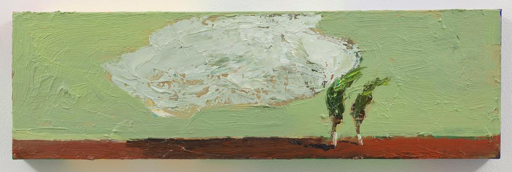 Sex, 15x50, oil on canvas