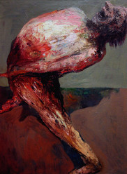 Untilted, 130х89, oil on canvas, Paris, 2015