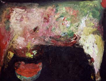 Watermelon (Cow), 146х114, oil on canvas, 2015