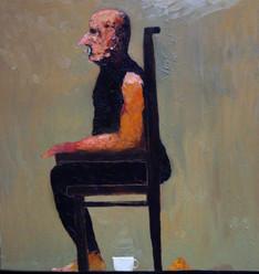 Untitled, 105х100, oil on canvas, Paris, 2013