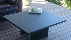 Table basse en granit
