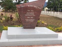 Monument aux morts de BOULOUPARIS