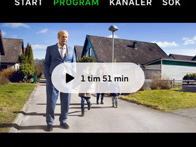 "Se ""Ove"" på SVT Play"