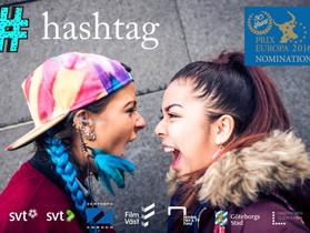 """Hashtag"" kan vinna tv-pris"